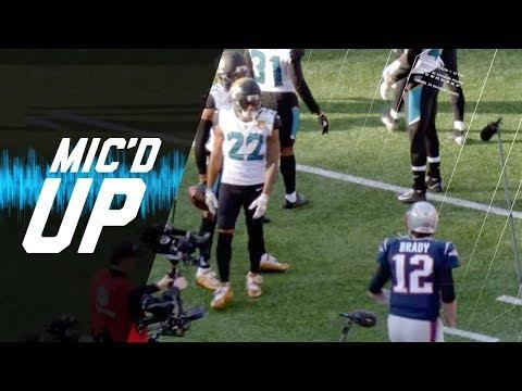 Video: Mic'd Up Jaguars vs. Patriots