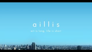 aillis - Filters & Stickers YouTube video