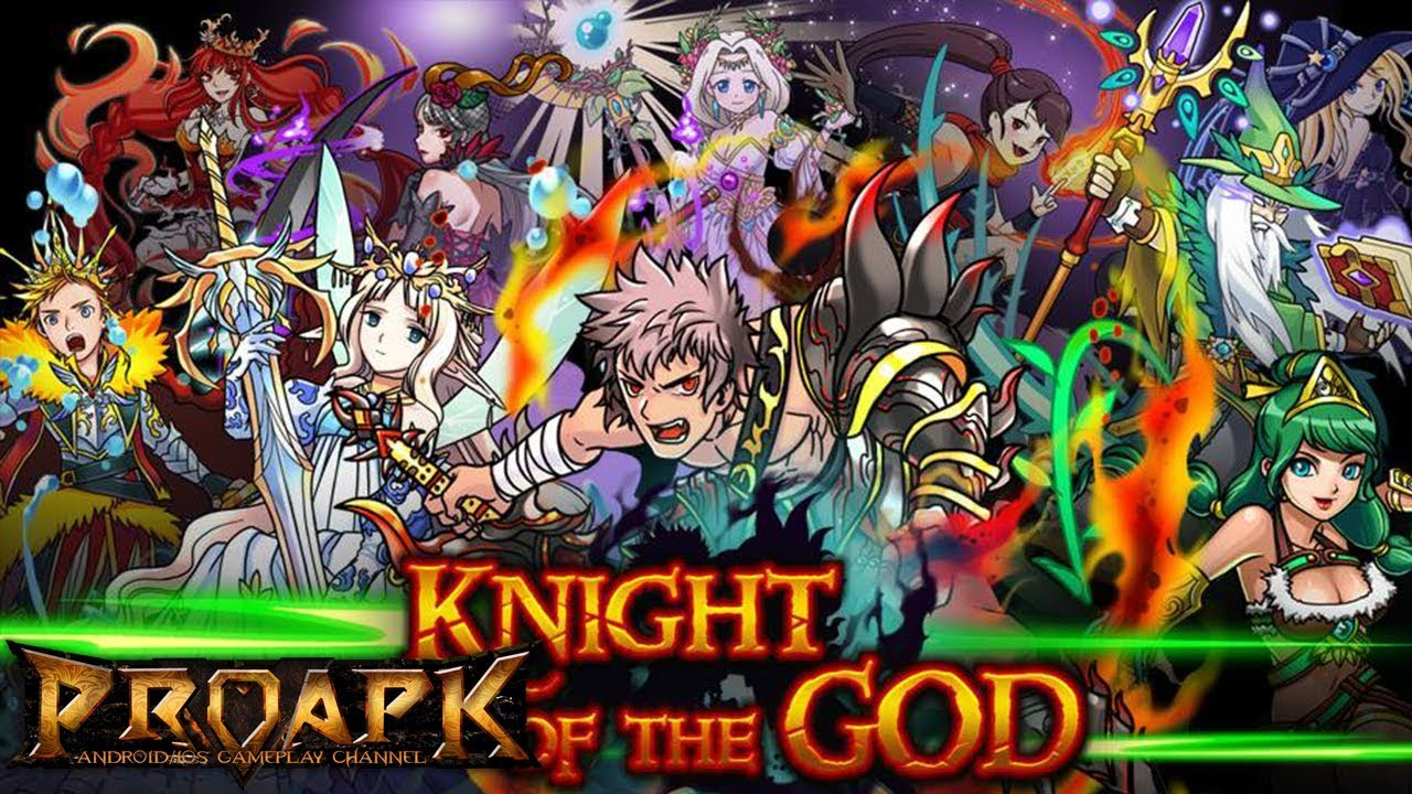 Knight Of God(TCG+ Clicker)