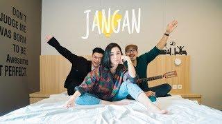 Video Marion Jola - Jangan ft. Rayi Putra (eclat acoustic cover) MP3, 3GP, MP4, WEBM, AVI, FLV Agustus 2018