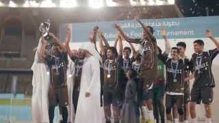 Mubadala Football Tournament 2015