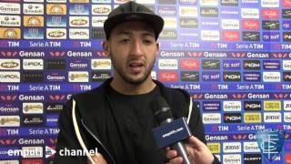 Preview video Mame Thiam, Omar El Kaddouri e Massimo Maccarone al termine di Empoli-Napoli
