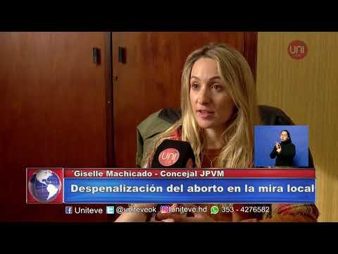 Concejales opinan sobre el aborto: Gisele Machicado