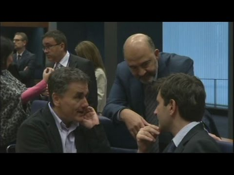Η Ελλάδα πρώτο θέμα στην ατζέντα της συνάντησης του Eurogroup