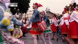 Триває молодіжний фестиваль «Фольклорний передзвін»