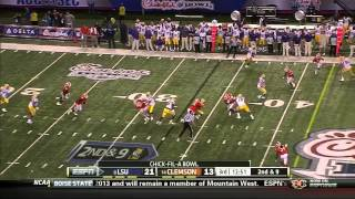 Malliciah Goodman vs LSU (2012)
