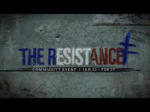 Bande-annonce de l'événement La Résistance pour Call of Duty®: WWII de Call of Duty : WWII