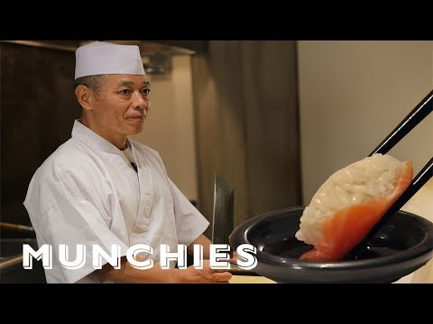 [VIDEO] La Manera Correcta de Comer Sushi