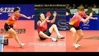 Top 10 Shots 2013 Polish Open