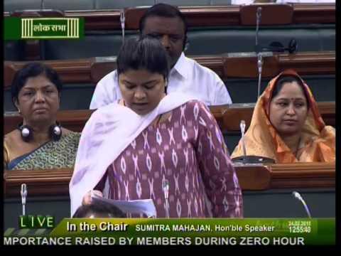 Poonam Mahajan urged Govt to bid for Summer Youth Olympics in India
