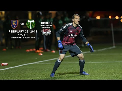 Video: Real Salt Lake vs. Portland Timbers | Preseason | Feb. 23, 2019
