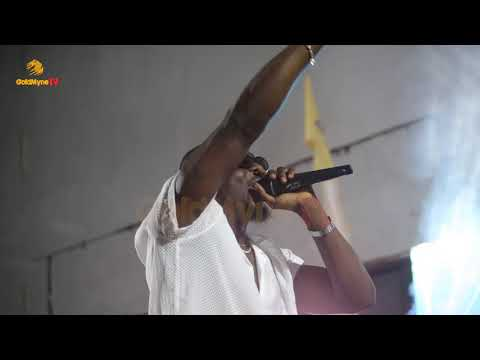 SEAN TIZZLE'S PERFORMANCE DJ KAYWISE JOOR PARTY UNILAG