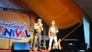 Ayai Ilusi - Segalanya Ku Terima-International Carnival UTM 2014 {8}