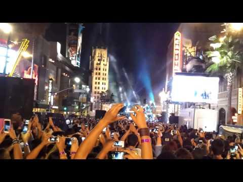 Justin Timberlake-Take Back the Night on kimmel