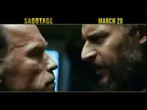 SABOTAGE – TV Spot # 1 HD | ARNOLD SCHWARZENEGGER Movie