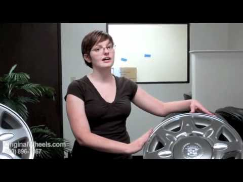DTS Rims & DTS Wheels - Video of our Cadillac Factory, Original, OEM, stock new & used rim Co.