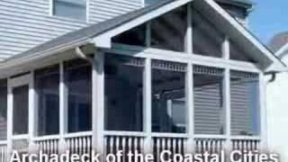 Ridgeland (SC) United States  City pictures : Archadeck of the Coastal Cities RIDGELAND, SC sunroom, sun rooms