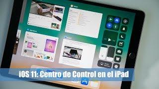 En este video mostramos el Centro de Control de iOS 11 a fondo. Para el video hemos utilizado el nuevo iPad Pro de 10,5''.Más información en: https://hablandodemanzanas.com/iphone-ipad/centro-control-ios-11-apple-iphone-ipad-novedades-atajos-aplicaciones-accesos-rapidos-configuracionPodéis seguirnos en: - Twitter: @hdmanzanas - Facebook: https://www.facebook.com/hablandodemanzanas - Google+: https://plus.google.com/+Hablandodemanzanas/posts - Podcast en iTunes: https://itunes.apple.com/es/podcast/podcast-hablando-manzanas/id990588968?mt=2