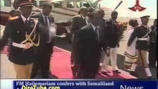 Somaliland President Ahmed