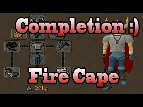 runescape - Finally finished the last thing I needed to be a completed zerk. This video lets you know how it was done, a little history of myself and the fight caves, an...