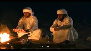 City Of Life-Dubai stunt scene