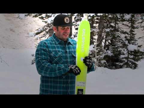 2014 Dynastar Cham 107 Ski Overview  - ©OnTheSnow.com
