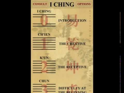 Video of I Ching: Book of Changes