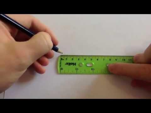 Construct 90 degree angle - Corbettmaths
