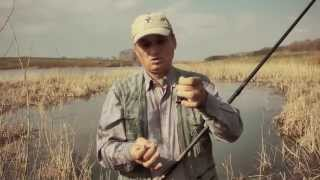 Школа рыболова. Ловля плотвы весной.
