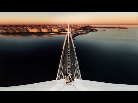 The Story Of a Shot episode 2 - Petrovsky cable-stayed bridge