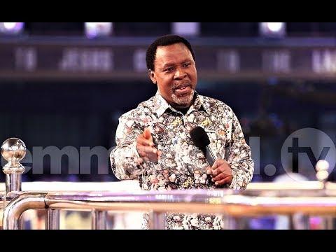 SCOAN 22/09/19: TB Joshua at The Altar | Live Sunday Service