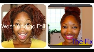 Ecostyler Wash and Go Fail and Fix - YouTube