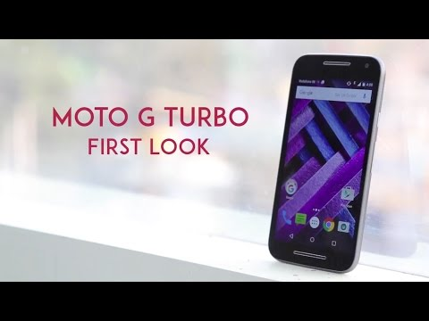 Motorola Moto G Turbo Edition launched at Rs.14,499