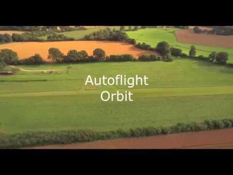 Autopilot Orbit-Flug mit POI