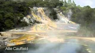 Rotorua New Zealand  City pictures : The Coolest Stuff on the Planet- Rotorua: New Zealand's Geothermal Wonderland
