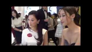 Shiseido Launch, Hong Kong (1 minute highlights video)