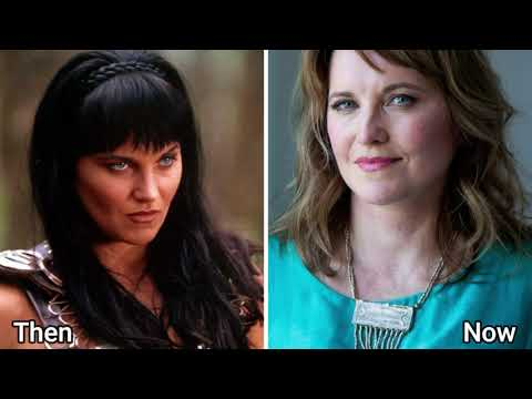 Xena: Warrior Princess (1995-2001) - Cast Then & Now*2020