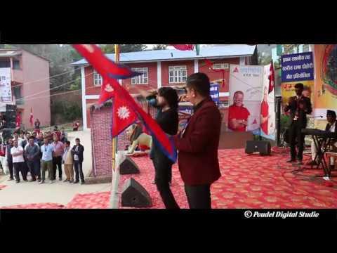 (mero desh pyaro nepal || Pramod kharel...4 min  59 seconds.)