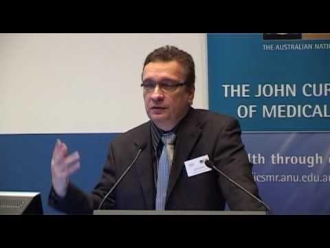Professor Julio Licinio: Die Pharmakogenomik der Depression bei ANU