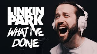 "LINKIN PARK - ""What I've Done"" (Cover by Jonathan Young)"