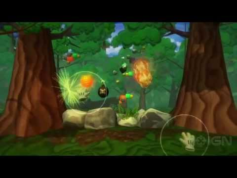 Boom Ball for Kinect - Trailer