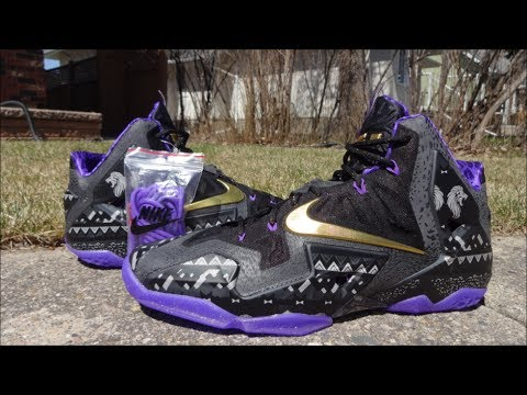 Nike LeBron 11 BHM - Detailed Review