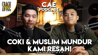 Video COKI & MUSLIM MLI MUNDUR? INI YANG KAMI RESAHKAN! | CAE Podcast MP3, 3GP, MP4, WEBM, AVI, FLV Januari 2019