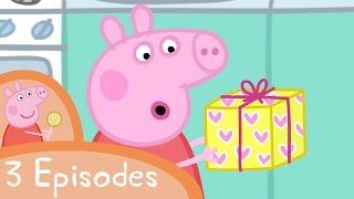 Video Peppa Pig - Parties and Celebrations (3 episodes) MP3, 3GP, MP4, WEBM, AVI, FLV Juli 2019