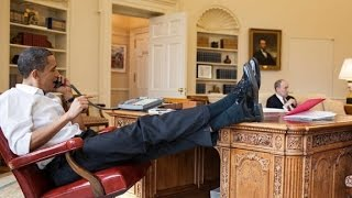 Former White House photographer Pete Souza has mastered the