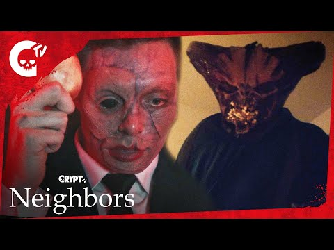 Neighbors | Short Horror Film | Crypt TV (видео)