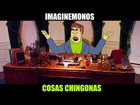 Alvaro Santiago - Imaginémonos cosas chingonas