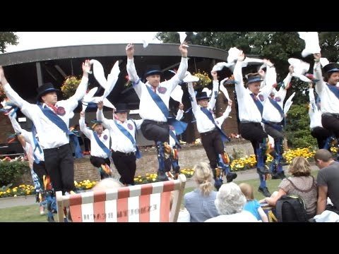 Great Western Morris - 2014 YouTube Videos