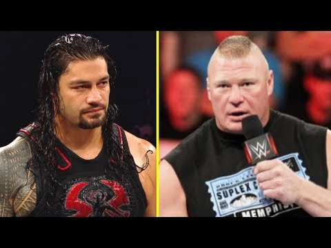 10 Wrestlers Leaving WWE in 2018 - Roman Reigns and Brock Lesnar Quitting?
