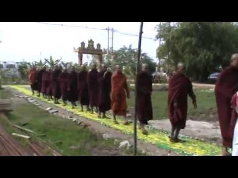 HÀNH HƯƠNG ĐẤT NƯỚC PHẬT GIÁO - MYANMAR